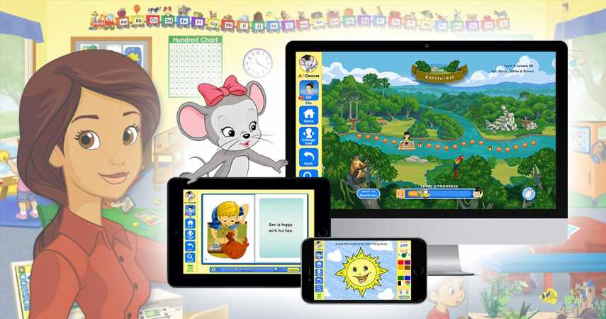 ABCmouse Launches New Pre-K & Kindergarten Virtual Interactive Learning Experience
