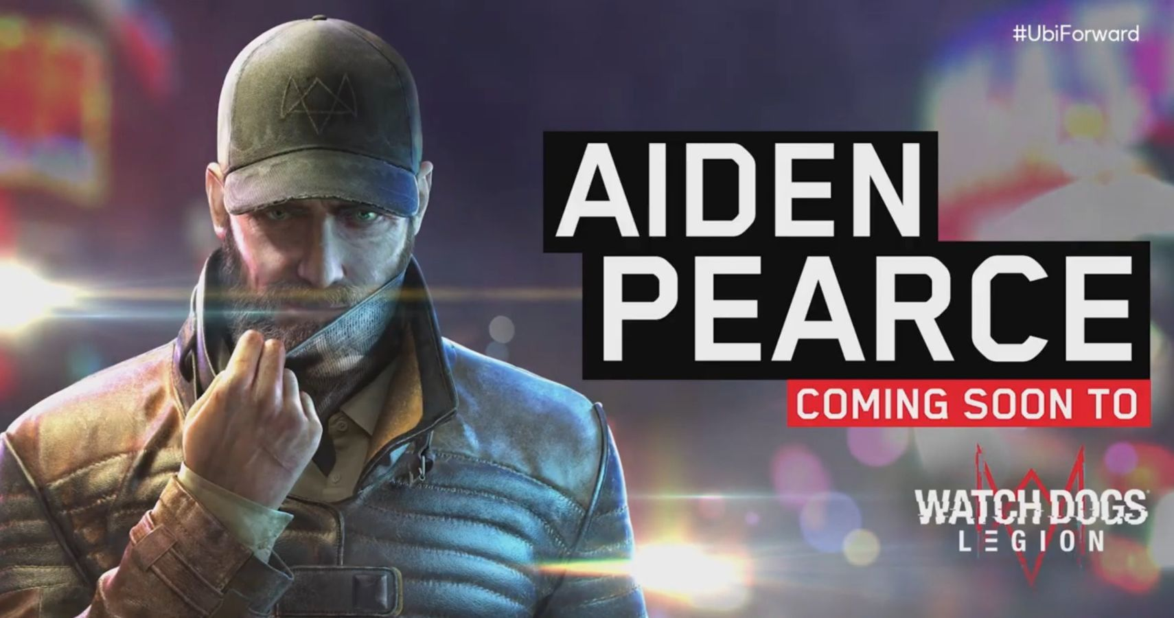 Watch Dogs Legion To Bring Back Aiden Pearce With DLC