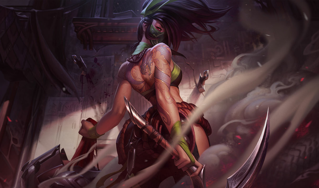 Akali and Lucian nerfed in League Patch 10.19 preview to avoid risk of taking over Worlds meta
