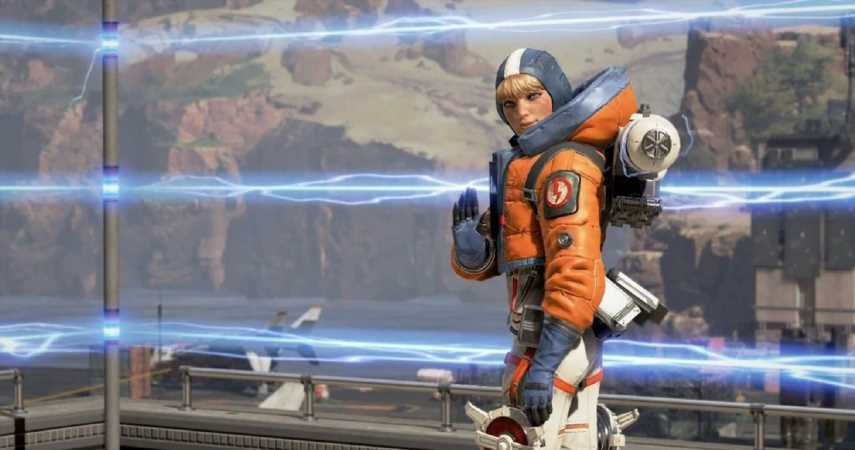 Apex Legends Leaker Teases Wattson Heirloom