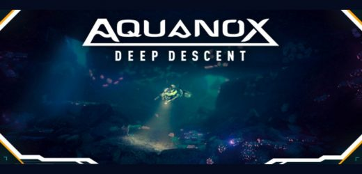 Dive Into The Abyssal Depths Of Underwater FPS Aquanox Deep Descent This October