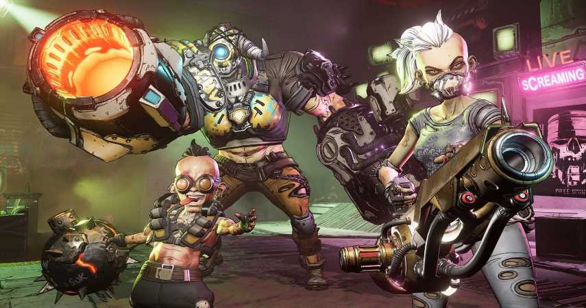 Rumor: Borderlands 3 Port Could Be On Its Way To Switch