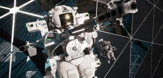 Space FPS Boundary Debuts Video Showing Ray Tracing Capabilities