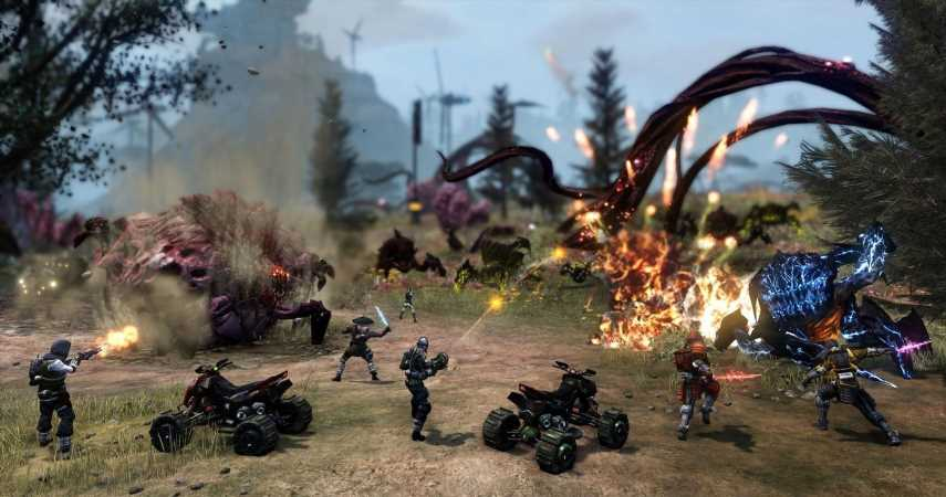 Ark Hunters! Gear Up For Defiance 2050 Mayhem & Mutiny Event Through Sep 28