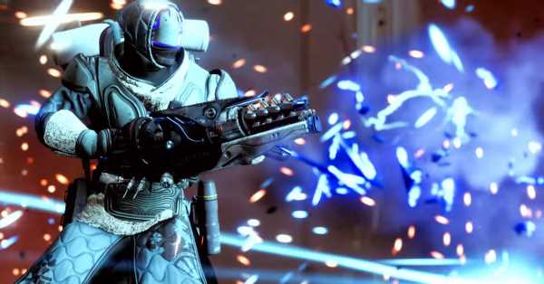 Destiny 2's Beyond Light expansion will shrink the game's massive install size