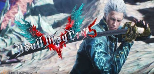 Devil May Cry 5 DLC Adds Vergil As A Playable Character