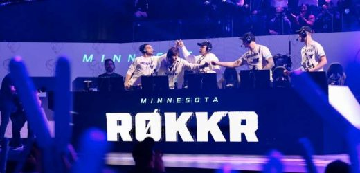 Call of Duty: Minnesota ROKKR Drops Entire Roster After Disappointing 2020 Season