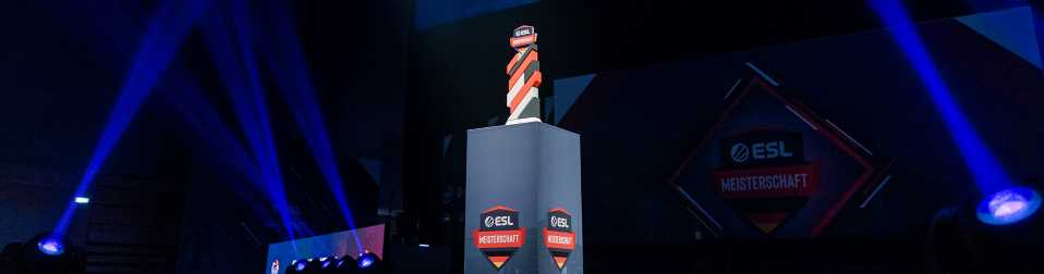 Finals der ESL Meisterschaft in Warcraft 3, Dota 2 und Clash of Clans