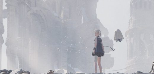 The Nier mobile game is coming to the West