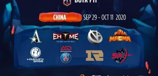 OGA Dota PIT Season 3 heads to China for more epic action