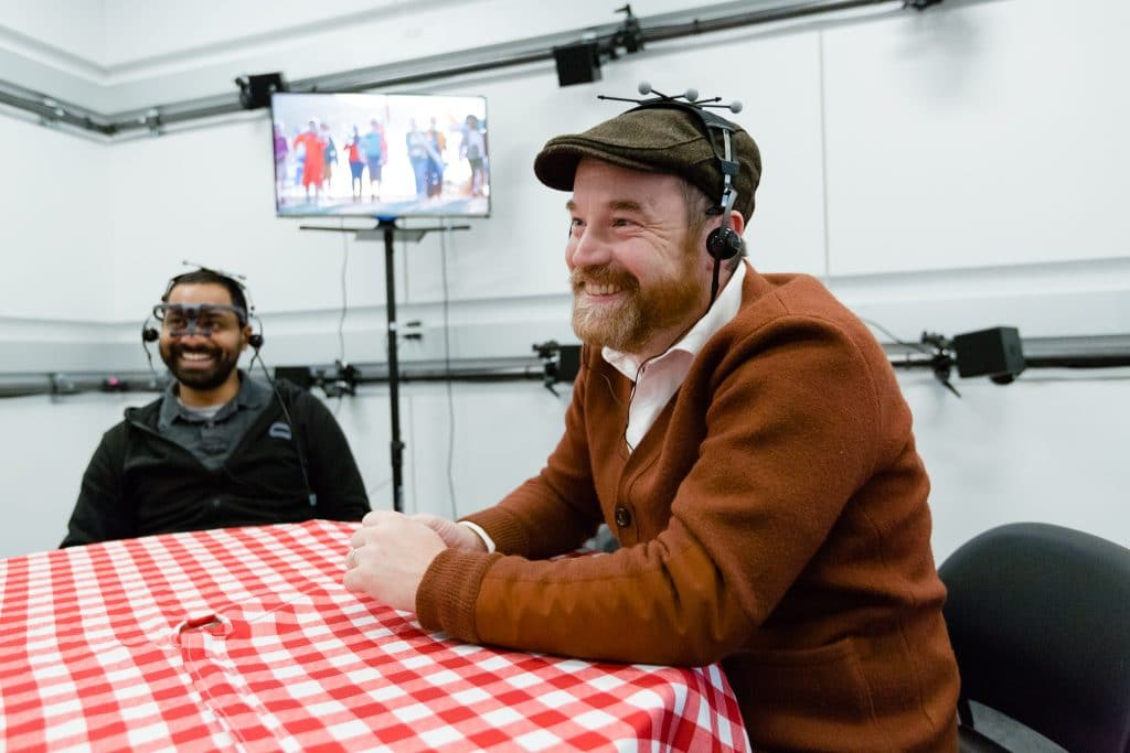 Facebook Researching VR/AR 'Enhanced Hearing' Technology