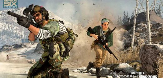 A subway system and new characters are coming in season 6 of Call of Duty: Modern Warfare