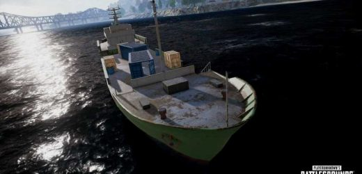 PUBG Update 8.3 Adds Ferries To Erangel