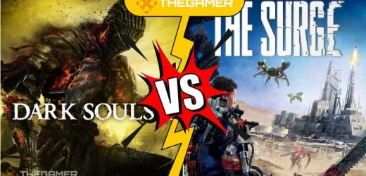 Fight Club: Dark Souls 3 VS The Surge