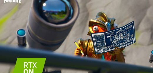 Fortnite Now Has Ray Tracing On PC