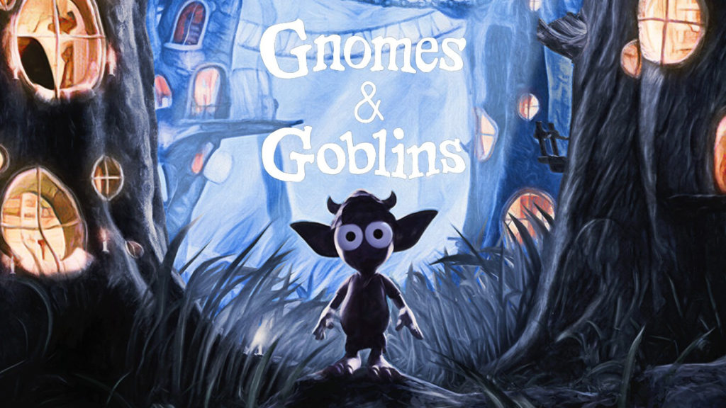 Gnomes & Goblins has a Release Date and It's This Month