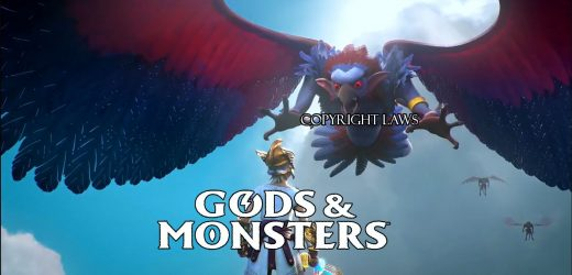 Gods And Monsters Changed Its Name Over Monster Energy