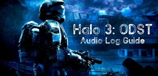 Halo 3: ODST – Audio Log Location Guide
