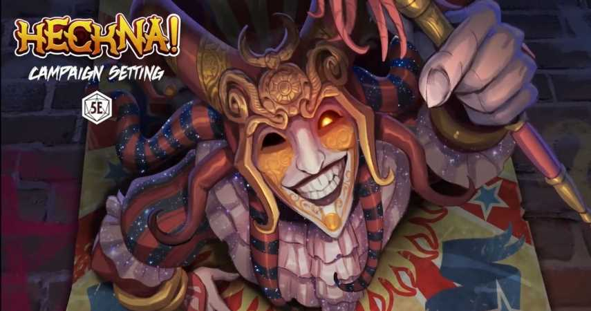 Kickstarter Launched For New Carnival Horror Setting For D&D