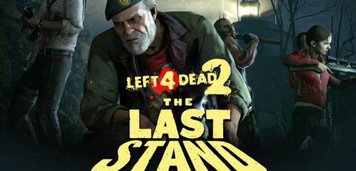 Left 4 Dead's New DLC Had Over 60,000 Concurrent Players Yesterday