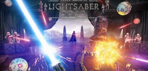 'Star Wars Lightsaber Dojo' VR Arcade Experience Coming to Locations Worldwide – Road to VR