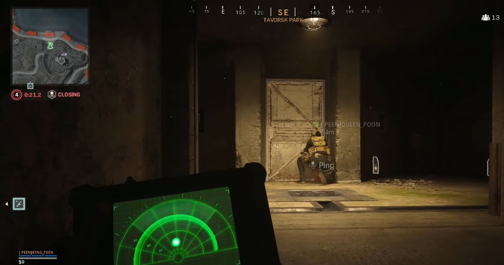 How To Lock Doors In Call Of Duty: Warzone
