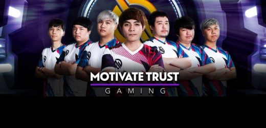 Motivate.Trust Gaming take the BTS Pro Series Season 3: SEA title