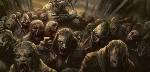 Magic: The Gathering Is Crossing Over With AMC's The Walking Dead