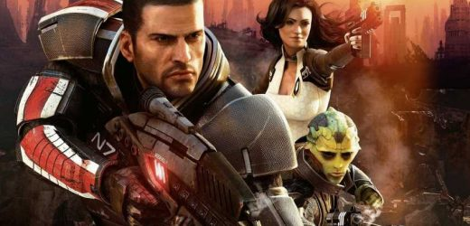 That Mass Effect Remaster That Totally No One Knows About Has A Name Now