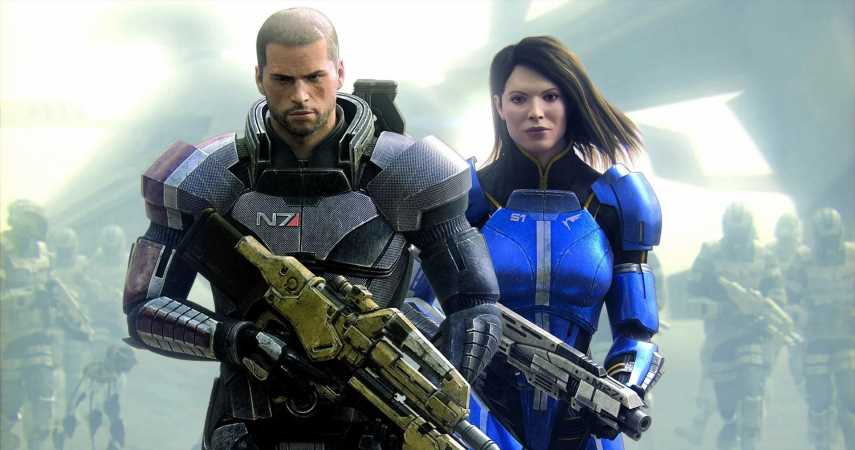 Remastered Mass Effect Trilogy Might Be Coming To The Nintendo Switch