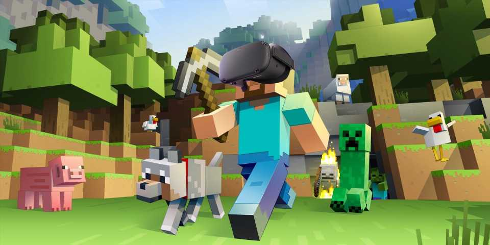 Minecraft Quest: Dev Says It'd Need To 'Rework Locomotion'