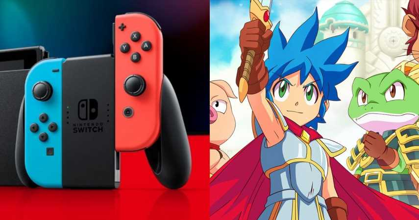 Next-Gen Nintendo Switch Model Hinted At By Monster Boy Developer