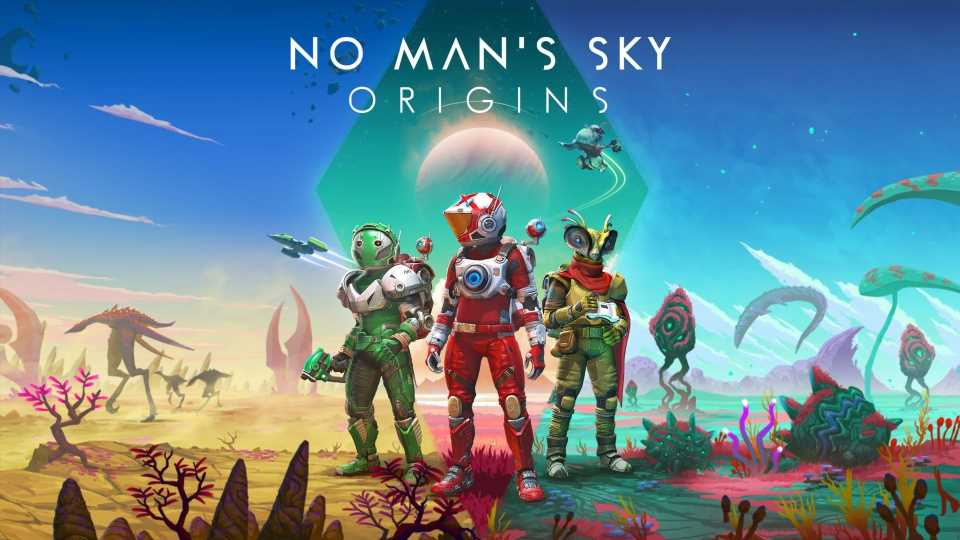 No Man's Sky Origins Update Adds 'Millions' More Planets