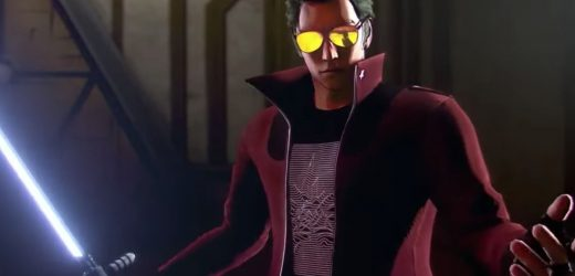 No More Heroes 3 Delayed To 2021