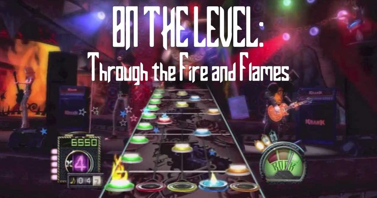 """On The Level: Why """"Through The Fire And Flames"""" Is The Gold Standard Of Bonus Levels"""