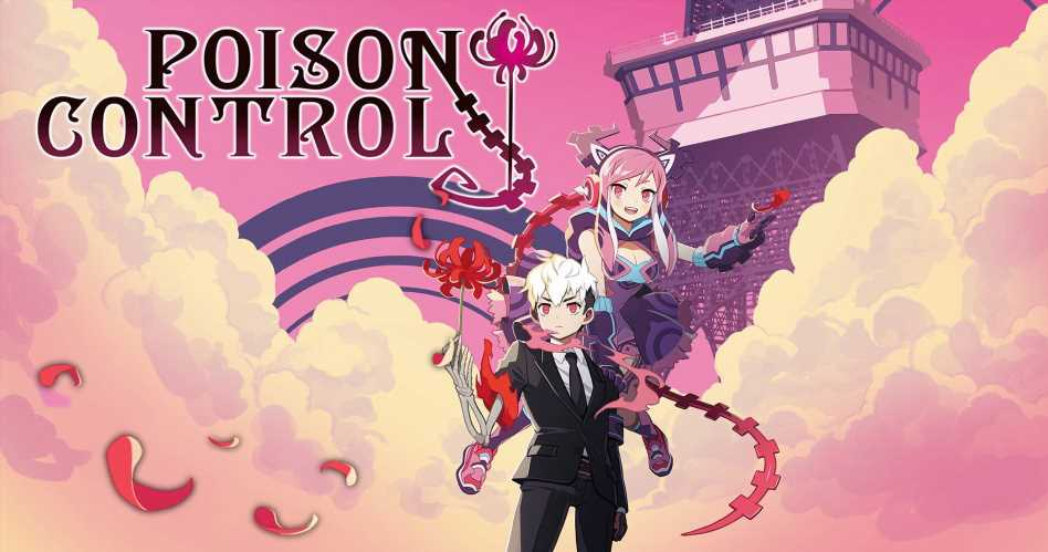NIS America Announces Poison Control, A New Action RPG For Switch And PS4