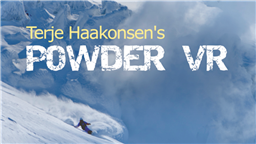 Pro Snowboarder Terje Haakonsen Joins Powder VR, Launches Fall 2020