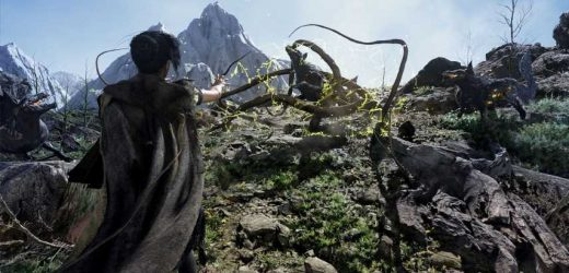 Luminous Engine Video Shows The Making Of Project Athia's World