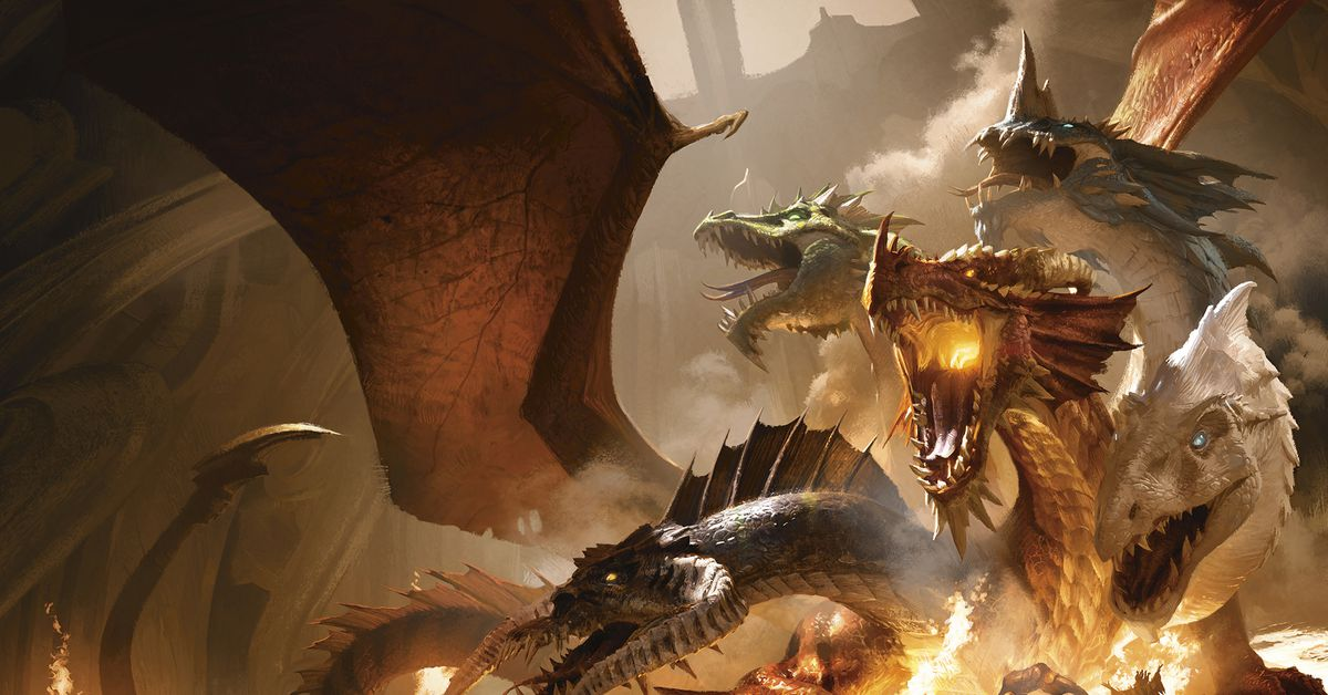 Dungeons & Dragons is getting its own set of Magic: The Gathering cards in 2021