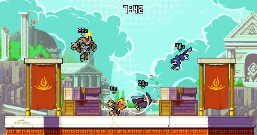 Rivals of Aether: Definitive Edition Hits The Switch and PC On September 24