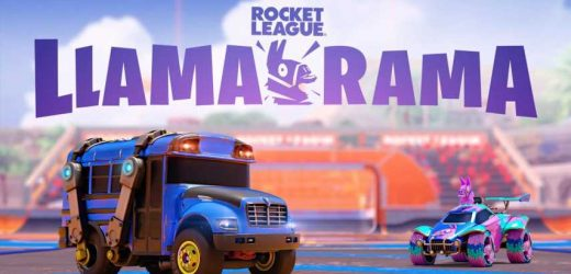 Everything We Know About Fortnite's Llama-Rama Rocket League Crossover