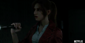 Netflix Unleashes Trailer For Resident Evil: Infinite Darkness