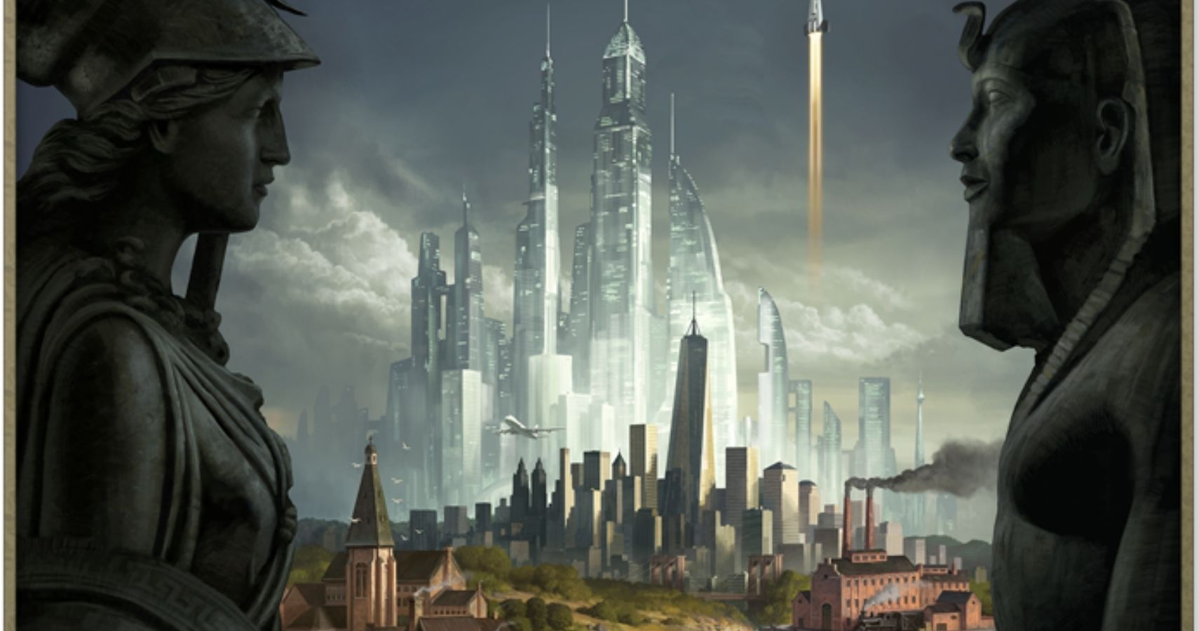 You Can Now Solo Play Civilization: A New Dawn Board Game