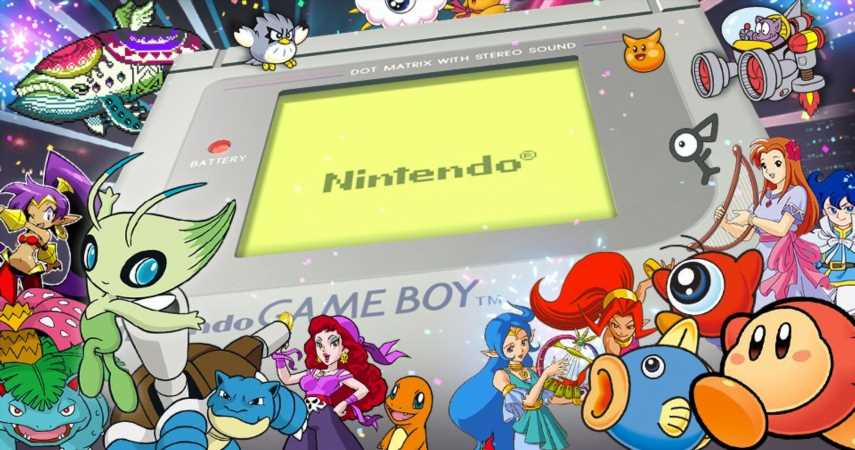 Super Smash Bros. Ultimate's Next Event Involves Game Boy Spirits