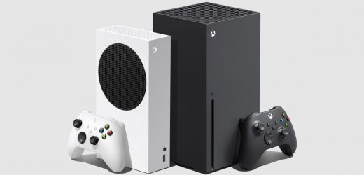 Here's how the Xbox Series S and Series X will handle backward compatibility