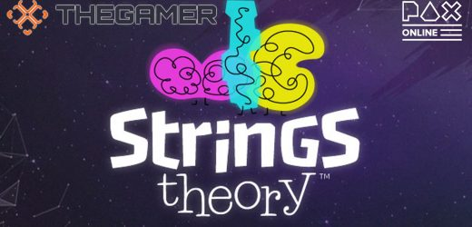 PAX Online Preview: Strings Theory Follows The Nintendo Blueprint For Puzzle Gaming