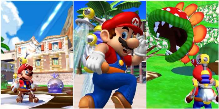 3D All-Stars: 10 Things We Wish We Knew Before Starting Super Mario Sunshine