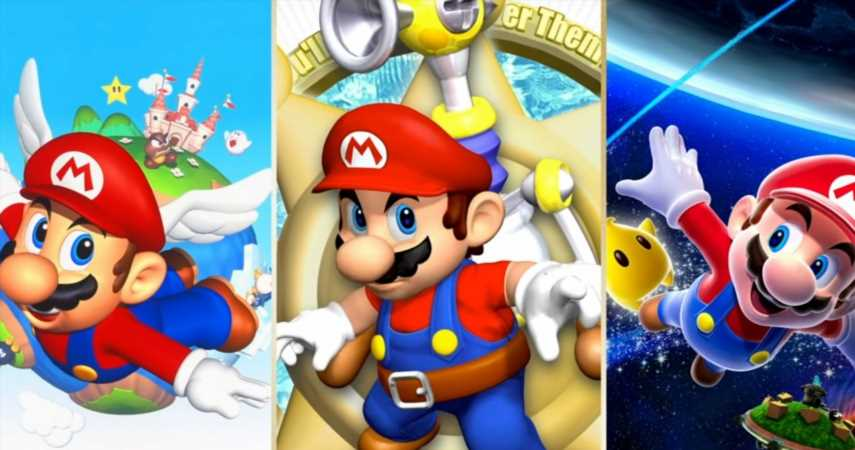 Get Excited For Super Mario 3D All-Stars… With A New Wallpaper