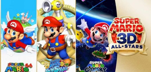 Super Mario 3D All-Stars Sold Better At Launch Than Super Smash Bros. Ultimate