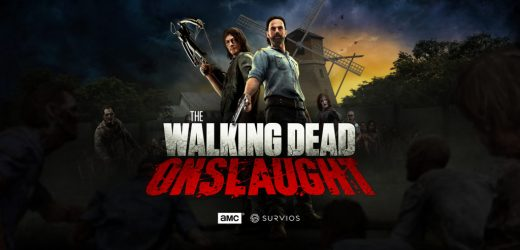 Review: The Walking Dead Onslaught